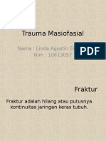 Trauma Masiofasial