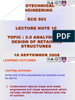 Ecg503 Week 10 Lecture Note Chp3