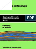 Advances in Reservoir Geology [Michael Ashton]