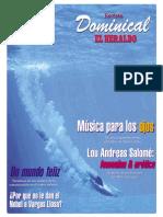 Publicacion Revista Dominical Del Heraldo