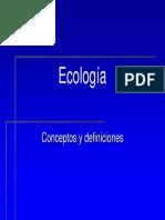 10 Reglas de La Ecologia