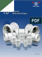 Catalogo Comercial Helicocentrifugos TD