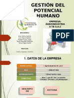 Diapositivas Gestión Potencial Humano