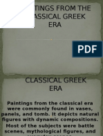 Grade 9 Ppt (Classical Greek Era)