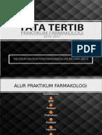 4. Tata Tertib Praktikum Farmakologi 2013 blok mata.pptx