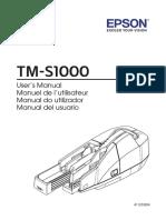 MANUAL TM-S1000
