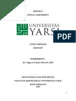 Referat Dasar Initial Assessment
