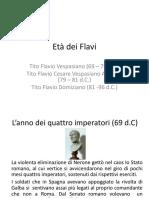 Età Dei Flavi PDF