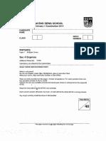 Sec 4 Physics SA2 2014 Gan Eng Seng P1 MS.pdf