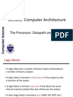 05-The Processor(to Be Updated)Final Term