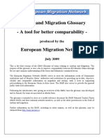 EMN Glossary_Version 1 0 (July 2009)