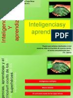 Inteligencias y más