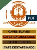 Our Products Café La Bahía