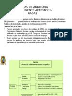 Normas de Auditoria Generalmente Aceptados-nagas
