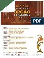 Festival de Órgão do Algarve