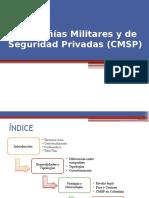 PMSC en Las Operaciones de Paz de La ONU