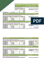 Funciones en Excel, Buenisimmas