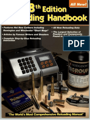 Lyman 48th Reloading Handbook [Blackatk] | Cartridge