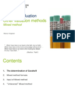 Lecture 4 1 Mixed Methods 20062016