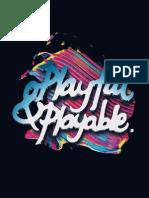 PLAYFUL & PLAYABLE Catalog