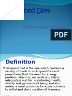Bal diet