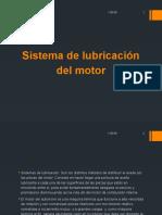 Sistema de lubricación del motor.pptx
