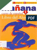 Manana 1 Libro Del Alumno