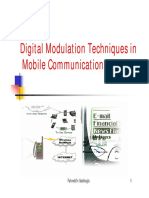 M1 MODULATION Digital Modulation
