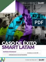 Caso de Éxito Colegio Amanecer Argentina
