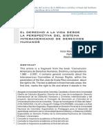 derecho a la vida derechos humanos.pdf