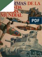 Editorial Codex - Las Armas de La Segunda Guerra Mundial - (1966)