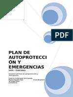 Resumen Plan de Autoprotección y Emergencias 2016-17 (1)
