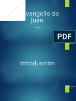 Eduardo Suanzes. Teología del Evangelio de Juan - 1 Introducción