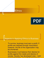 Ch. 6 Business Ethics - Student