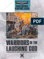 Warriors of the Laughing God - Painting Harlequins