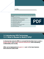 IPsec VPNs