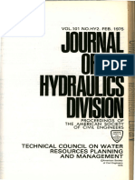 Removal of Air From Water Lines by Hydraulic Means [P.E. Wisner] (1975)