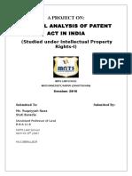 Final Prjct IPR-I