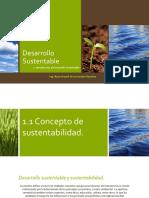 Desarrollo Sustentable_U1