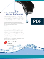 Basics of Water Softening by Ion Exchange