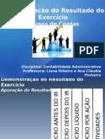 Aula 9 -Contabilidade Administrativa DRE - Ana Claudia