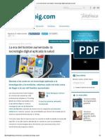 La Era Del Hombre Aumentado_ La Tecnología Digital Aplicada La Salud