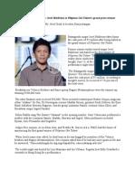 Former Siomai Vendor Jovit Baldivino is Pilipinas Got Talent