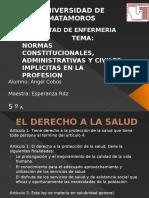 ASPECTOS LEGALES PRESENTACION