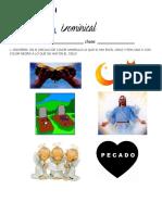 evalacion preescolares