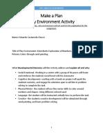 make a plan docx pdf