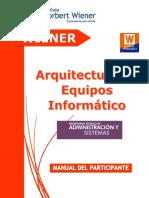 Manual de Arquitectura de Equipos Informaticos