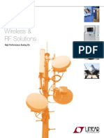 Wireless and RF Solutions