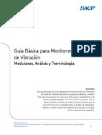 Guia Basica Para Monitoreo de Vibracion Ver1
