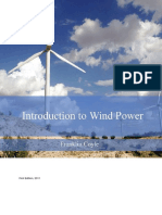 Franklin Coyle-Introduction to Wind Power -World Technologies (2011)